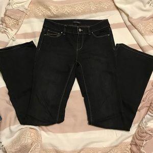 White House black market whbm black jeans nwot